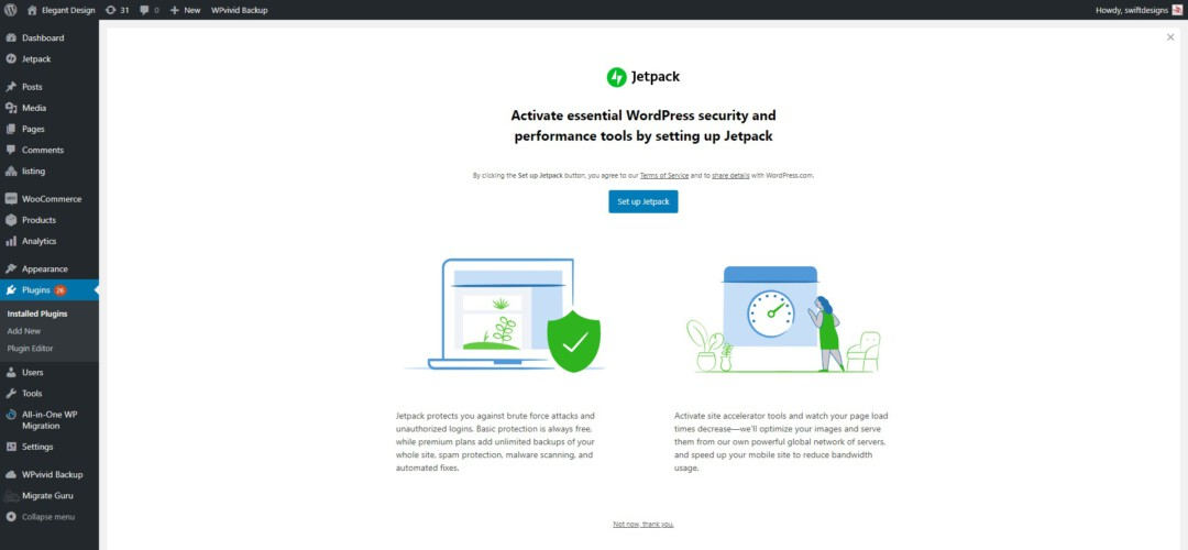 How to Install and Set Up Jetpack