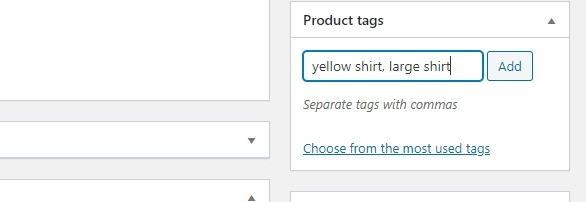 How to add a simple product in WooCommerce