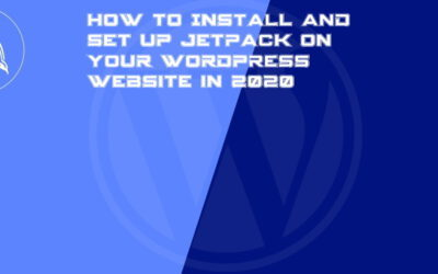 How to Install and Set Up Jetpack on Your WordPress Website in 2020
