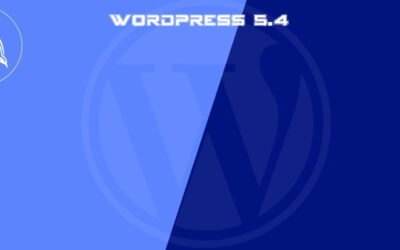 WordPress 5.4 new features and release date