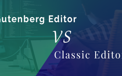 Classic editor VS Gutenberg – Which editor to use