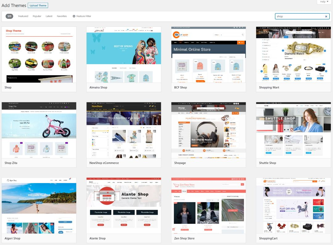 How to install a WordPress theme